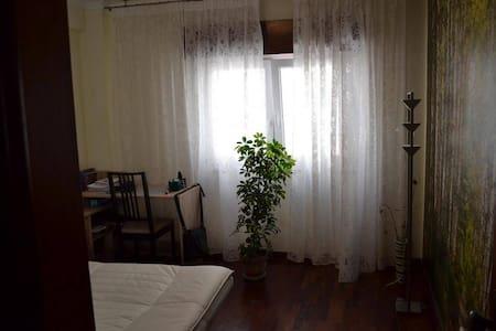 Комната для семейно пары или одного - Apartamento