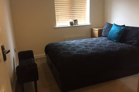 New Furnished Modern Double Room - Bletchley Park - House