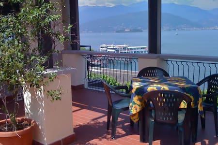 holiday home stresa with terrace - Apartamento