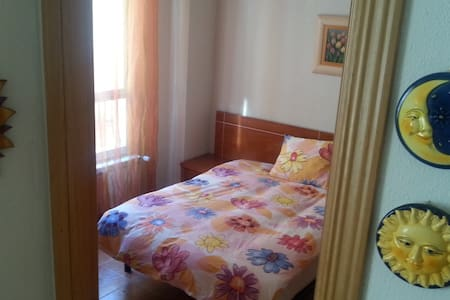 Quiet, cozy apartment near Madrid - Appartement