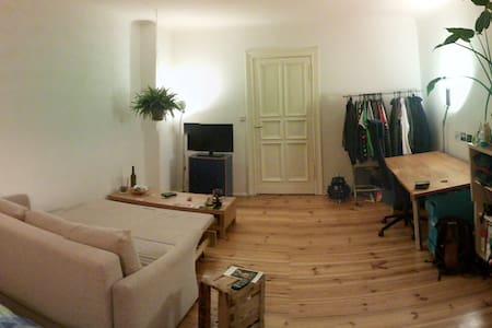 Gemütliches Altbauzimmer in zentraler Lage - Berlin - Appartement