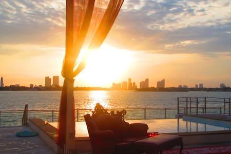 HEART OF SOUTH BEACH, BAY VIEW - Miami Beach - Apartment