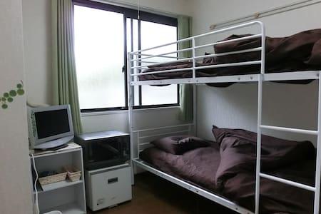 Kamakura & Enosima Share house - 藤沢市, 神奈川県, JP - Apartment