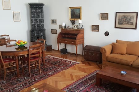 Old French Fashion flat in the Old Town - Apartment