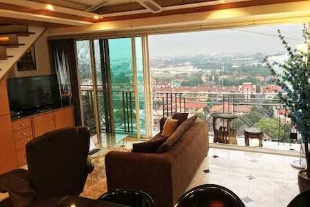 ★2BR Penthouse with Mountain View★ - Chang Khlan