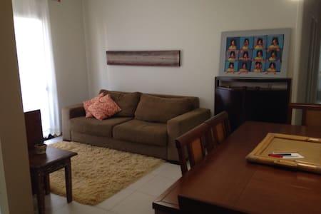 Apartamento completo região central - São Carlos - Wohnung
