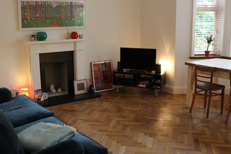 Spacious & stylish North London apartment - Appartement