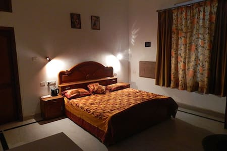 Garden View Room Near Celebration Mall in Udaipur - Udaipur