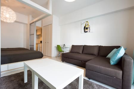NEW1LDK/Furnished/Easy Access/701 - Huoneisto