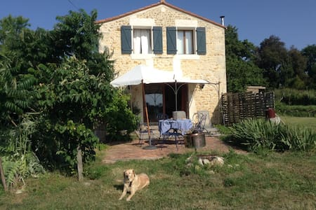 Huis met prachtig uitzicht - Saint-Bonnet-sur-Gironde