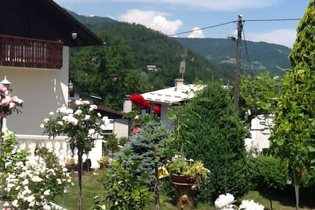 Gelijkvloers appartement met tuin - Trbovlje