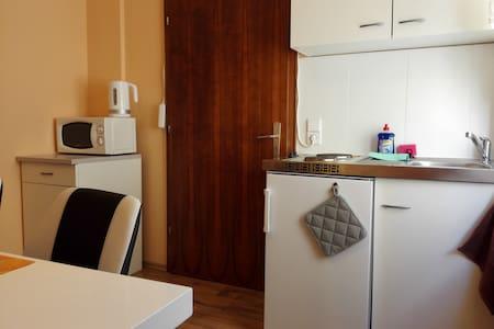 Appartment 2.OG Wilhelmstr. - Apartamento