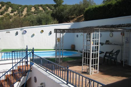 Private Rural Apartment with Pool - Apartamento
