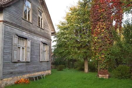 House close to Jurmala Beach - Huis