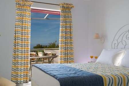 Deluxe Suite with Sea View - Exanthia - House