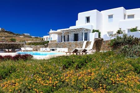 Elegant &Comfortable Summer Villa - Kalafati - Villa