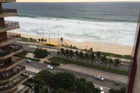 Aconchegante Apartamento na Praia da Barra - Apartment
