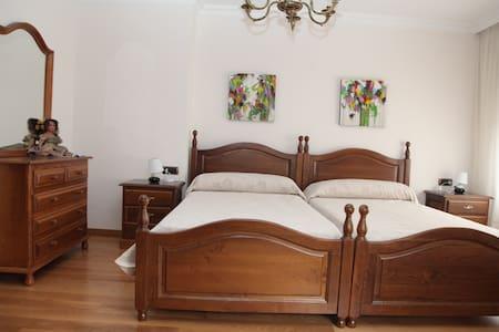 Habitación doble Alsasua-Aitzkorri-Urederra - Bed & Breakfast