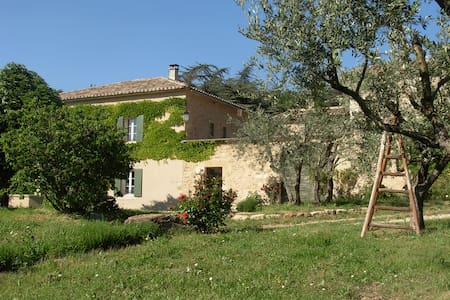 Holidays cottage in Provence (Gîte) - House