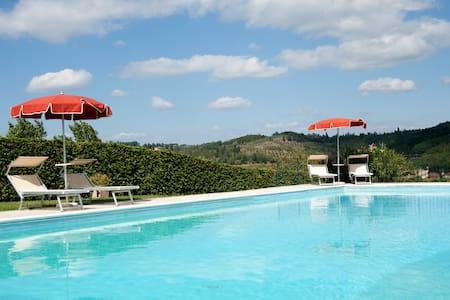 Buon Riposo - Vacation in Tuscany 2 pax - Maison
