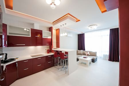Роскошная квартира  в Аркадии! - Odesa - Apartment