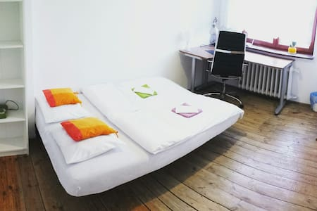 Low-priced separate room for two. - Gdańsk - Apartment