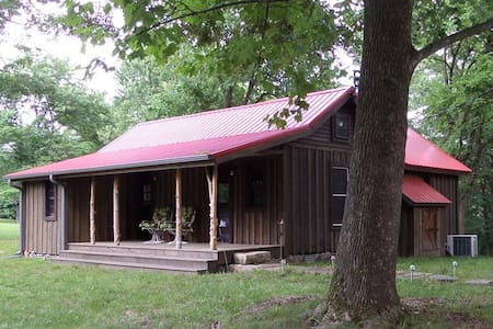 War Eagle Homested Cabin Tucked Away on Beaver Lake in the Ozark Mountains - Beaver Lake - Egyéb