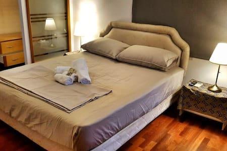 Great family accommodation in Kuala Lumpur - Kuala Lumpur - Wohnung