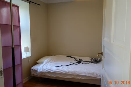 Room in cosy appartment - City center - Bergen - Pis