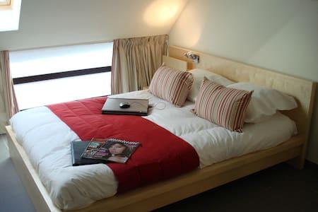 Superbe appartement à louer, coeur ville Mons - Mons - Lägenhet
