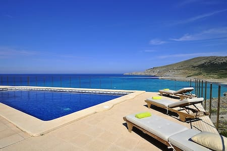 House for 12 people in Cala Mesquida with sea view - Chalet
