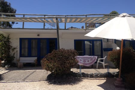 tongoy cabaña para 5 personas frente al mar - La Serena - Byhus