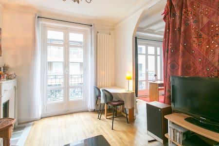 Super Chambre Paris 15e, Convention - Paris - Appartement