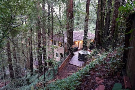The Grove - Privacy in the Redwoods