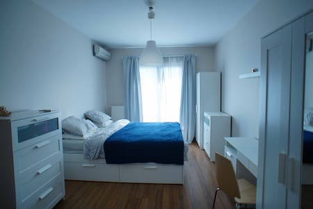 Private Master Room for single or couples - Pis