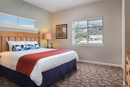Spacious 2br condo in Five Star resort - Steamboat Springs