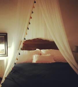 Preciosa habitación doble con baño - Arnois