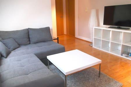 Sommergutshaus Ferienwohnungen - FeWo Wunderschön - Temnitzquell - Appartement