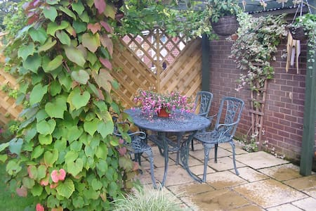 Double room in Bredon on the edge of the Cotswolds - Rumah