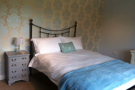 EAST Dunster Deer farm B&B 3 - Tiverton