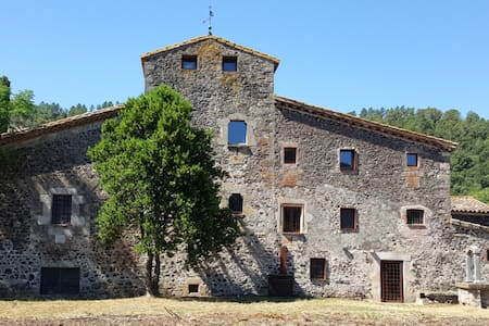 Luxury apartment in fortified Masia, fab views - Apartment