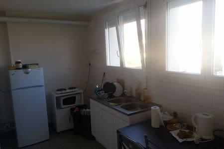 chambre privée ou appartement - Brest - Apartament