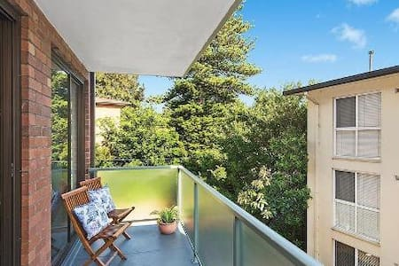 Sunny Beachside Apartment by Bronte Beach - Bronte - Appartement