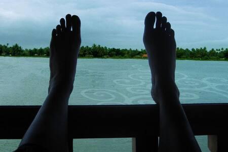 Houseboat  -  One bedroom - Alappuzha - Boat