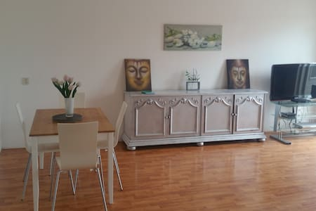 Room in a big apartment with more options. 4Pax - Lakás