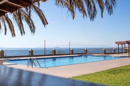 AELIA VILLA a small paradise! - Perdika - Villa