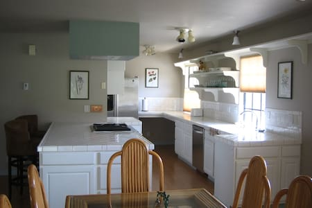 Private pet-friendly house near golf and beach. - Nipomo - Guesthouse