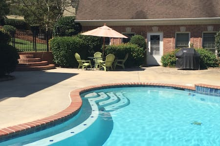 Private Guest House by the Pool - Conyers - Apartment