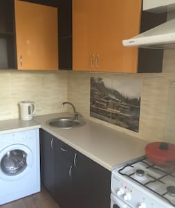 Cozy city apartment - Dnepropetrovsk - Apartamento