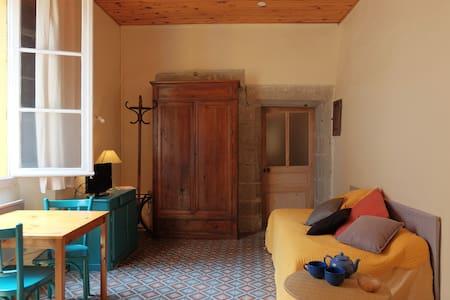Studio Ocre en Bastide - Carcassonne - Apartment